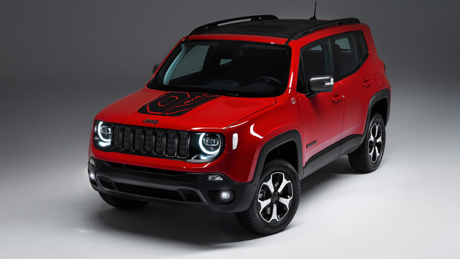 Renegade Plug-In Hybrid